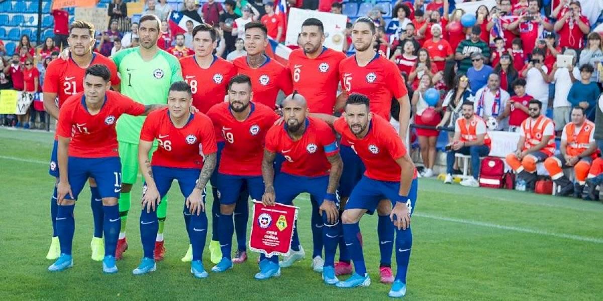 Uno a uno de Chile ante Guinea: Pinares deja buena sensación, Bravo fue clave y el resto se llena de dudas