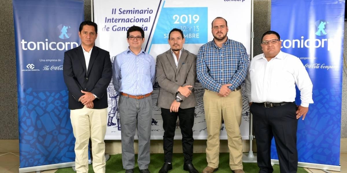 Tonicorp reunió a productores en el II Seminario Internacional de Ganadería