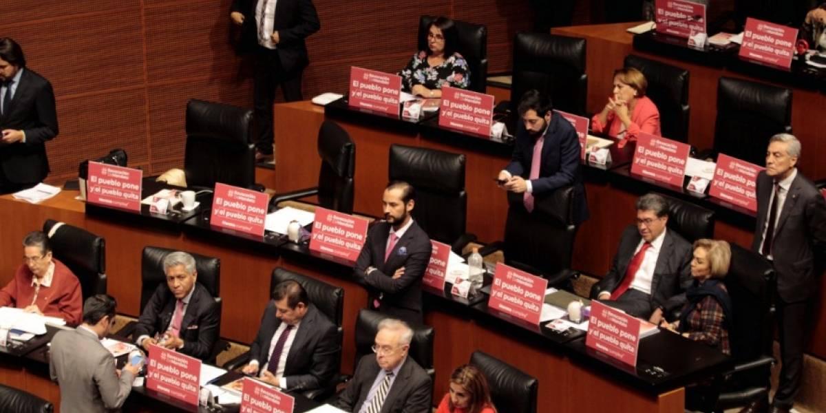 Senado da luz verde a reformas de revocación de mandato y consulta popular