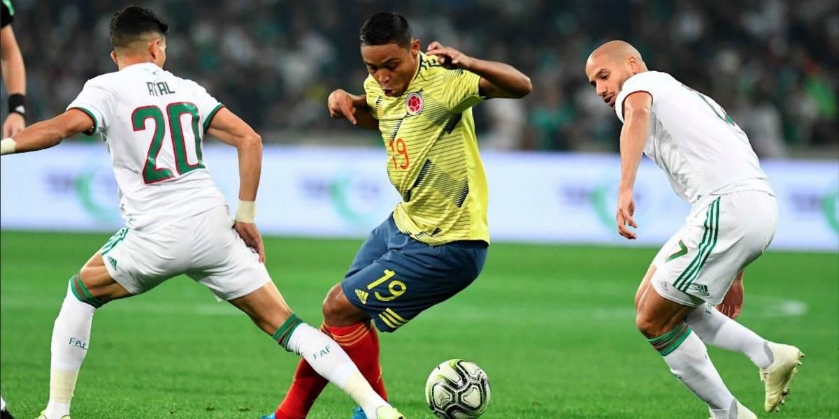 ¡La gira tricolor terminó con humo en el horizonte! Argelia vapuleó a Colombia y prendió las alarmas