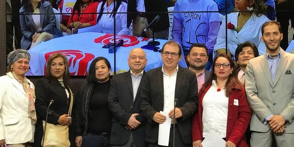 La opción que apoyará al partido Farc a la Alcaldía de Bogotá