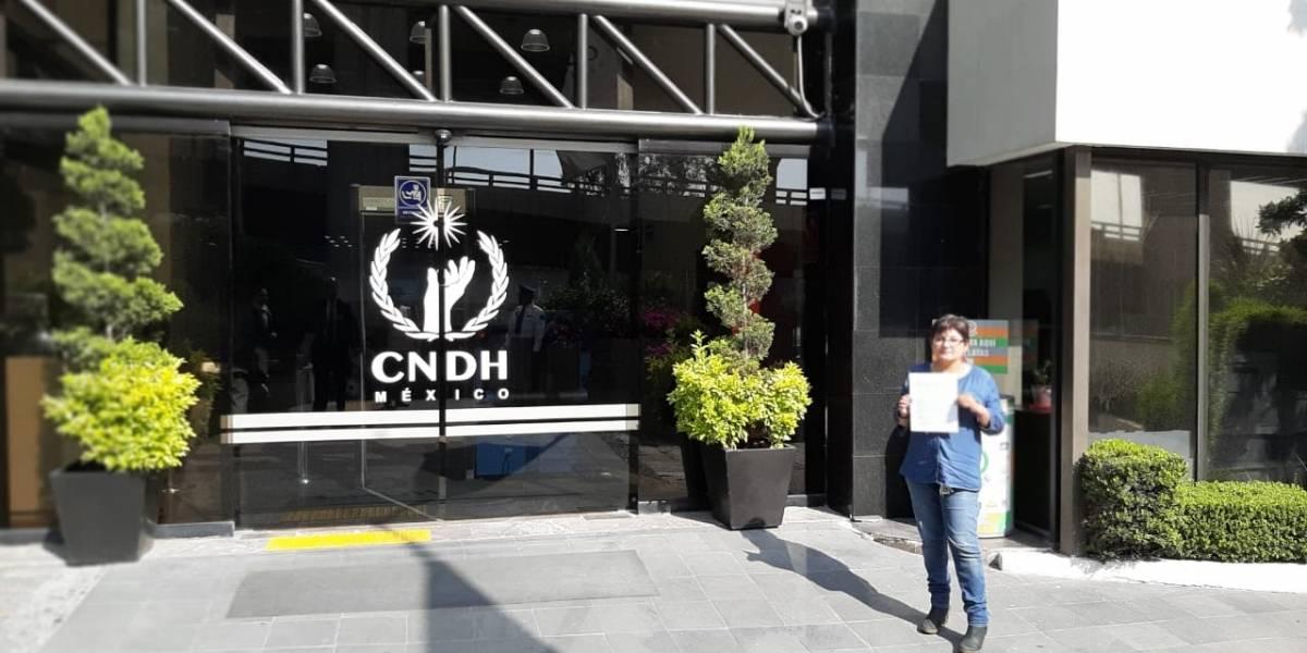 Pide concejal a CNDH intervenir sobre alerta de género en CDMX