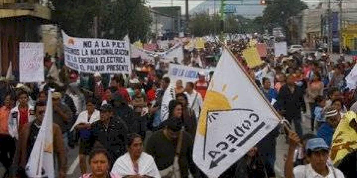 Codeca anuncia manifestaciones contra prórroga del estado de Sitio