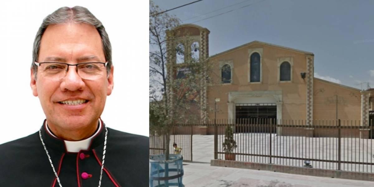 El extraño robo al obispo de Soacha en plena casa cural