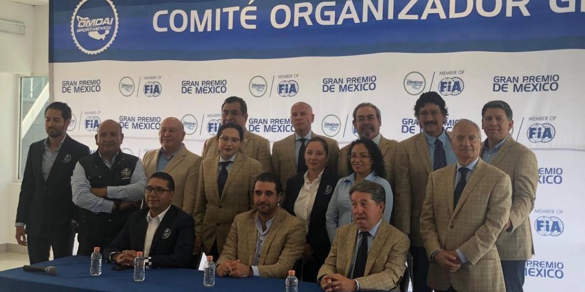 Comité Organizador busca que GP de México sea de nuevo el mejor de la temporada
