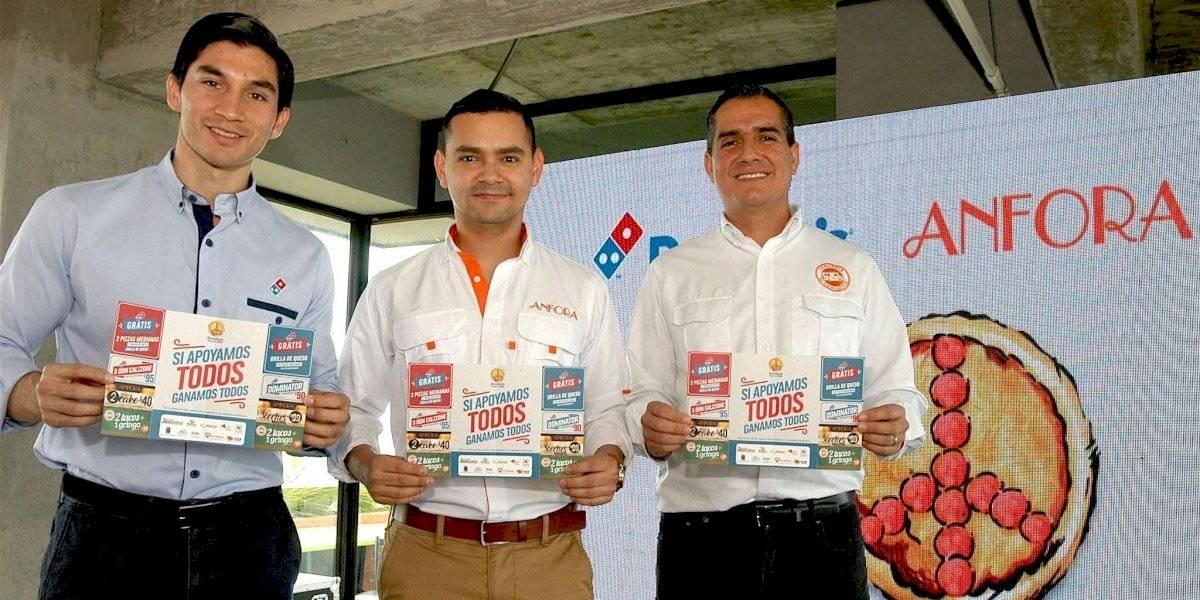 """""""Pizza N' Love"""", la cuponera de promociones y descuentos con la que apoyarás varias fundaciones"""