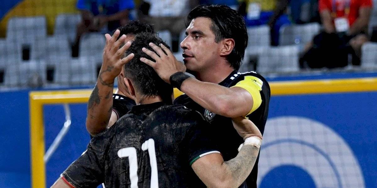 México cierra con triunfo participación en Mundial de futbol de playa
