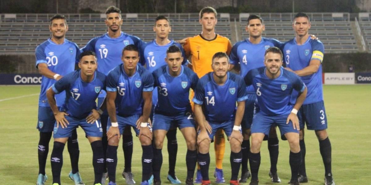 La poca efectividad de Guatemala se vio reflejada en el marcador ante Bermuda