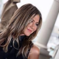 Jennifer Aniston ya tiene Instagram y su primera foto fue de un reencuentro de