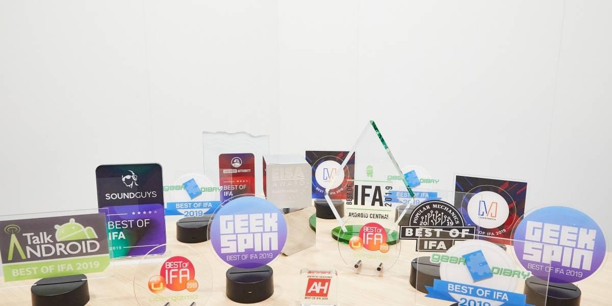 Huawei consolida su liderazgo con importantes premios durante IFA 2019