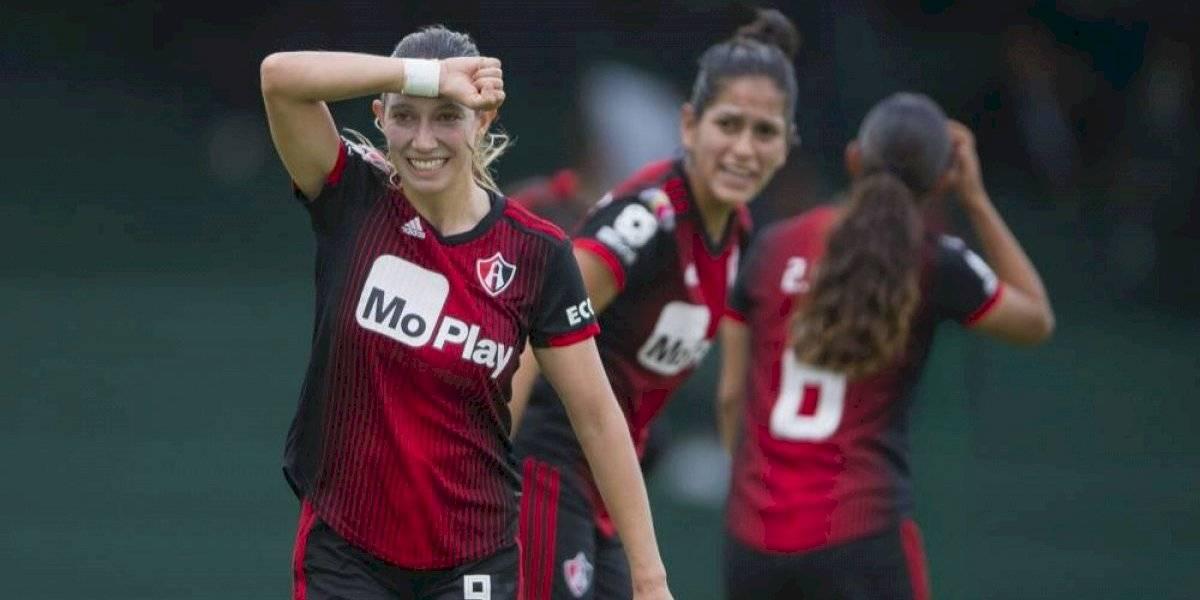 Atlas no se siente favorito para el Clásico femenil ante Chivas