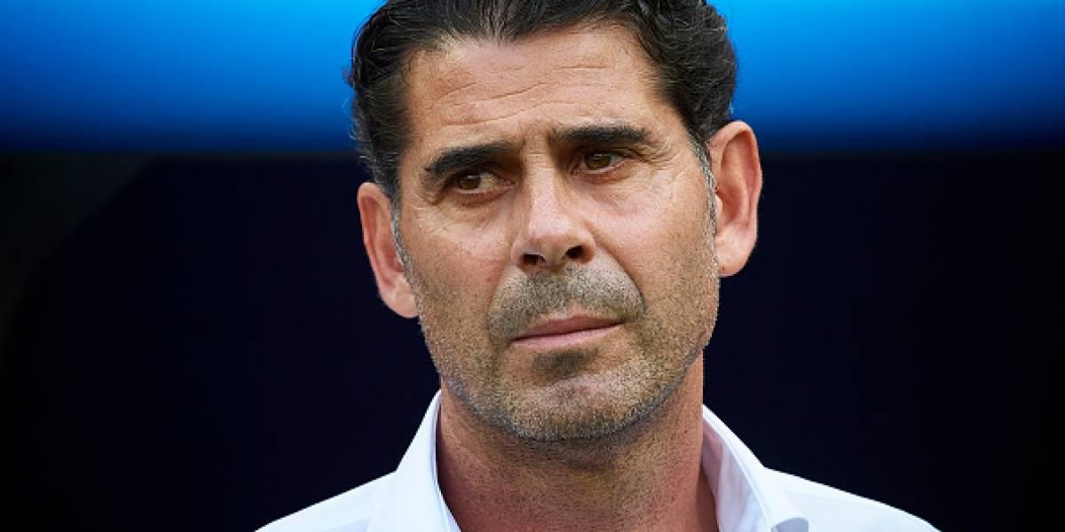 La Tri ya tendría nuevo DT y su nombre fue revelado: Fernando Hierro