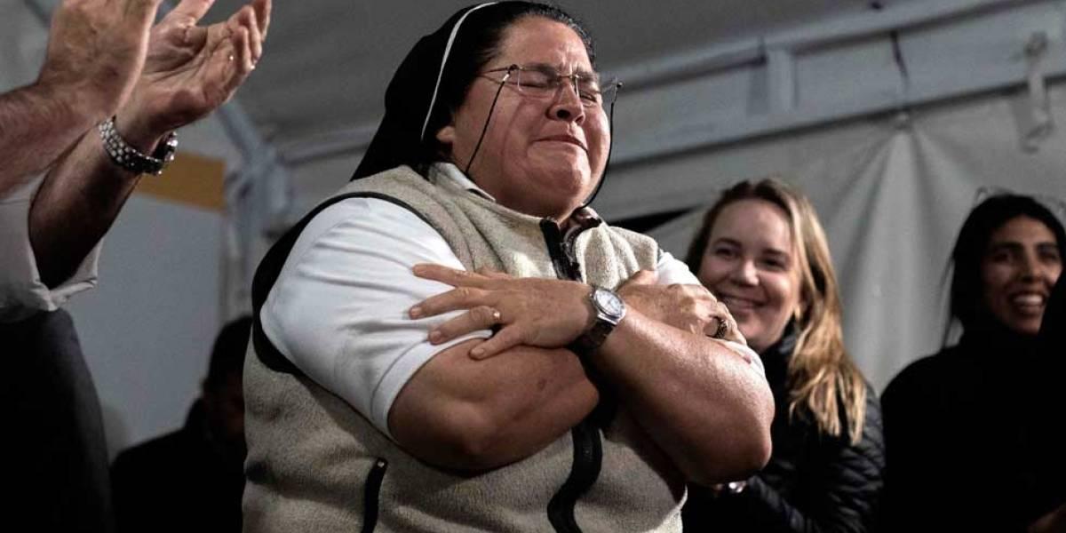 """Excandidato uribista dice que costeó viaje de """"monja"""" a Bogotá"""