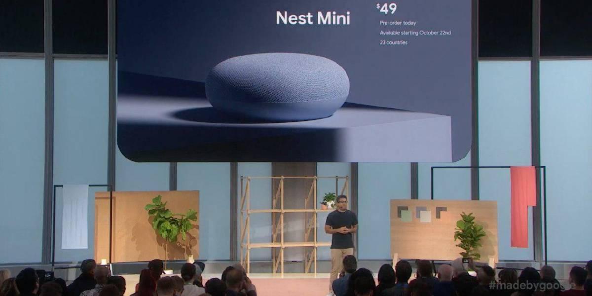 Este es el nuevo Nest Mini y Nest WiFi, las nuevas apuestas de Google
