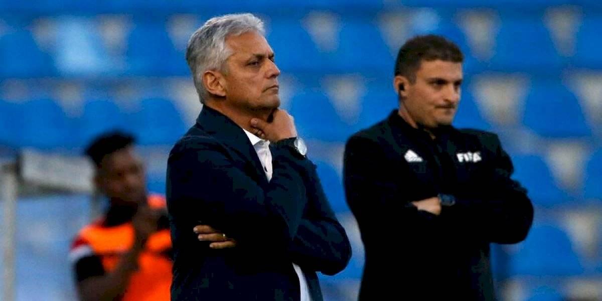"""Reinaldo Rueda pide calma en la Roja: """"Muchos jugadores vienen porque no hay otras alternativas"""""""