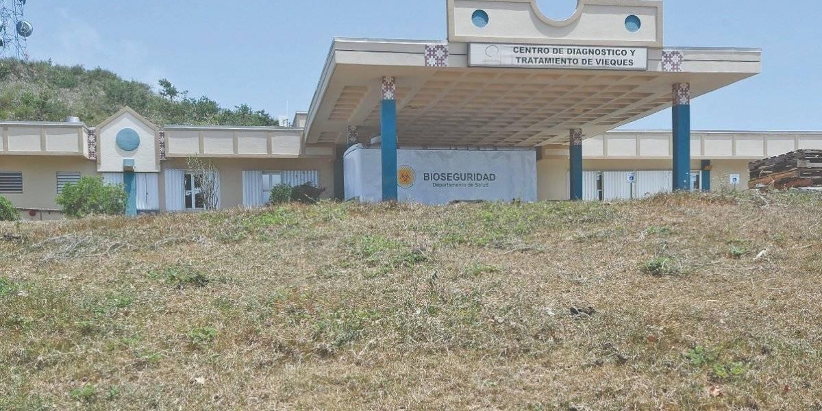 Trabas de FEMA al centro de salud para Vieques