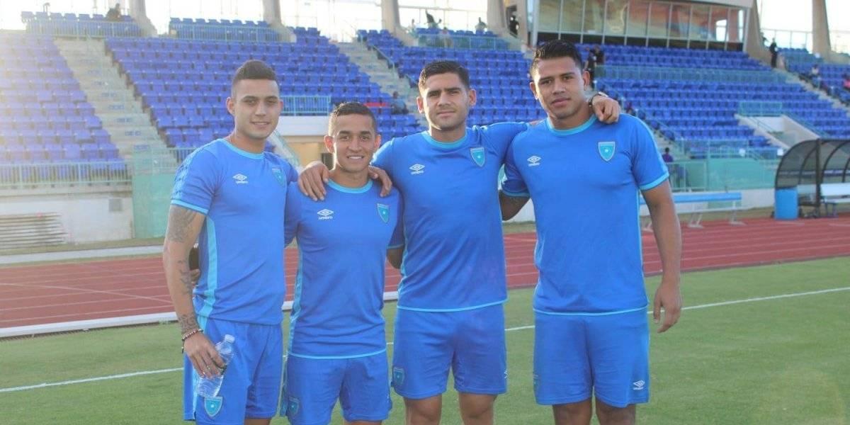 """FOTOS. Futbolistas de la selección se """"trollean"""" con los filtros de Instagram"""