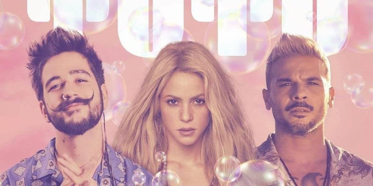 """Hacen pedazos a Shakira por el remix de la canción """"Tutu"""" junto a Camilo"""