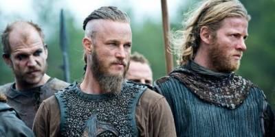 Una foto revela que en Vikingos habrá un nuevo romance y es con un nuevo personaje