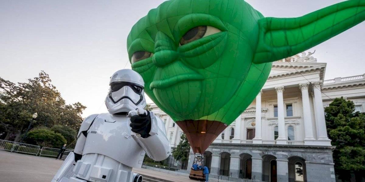 El Maestro Yoda llegará al Festival del Globo en León, Guanajuato