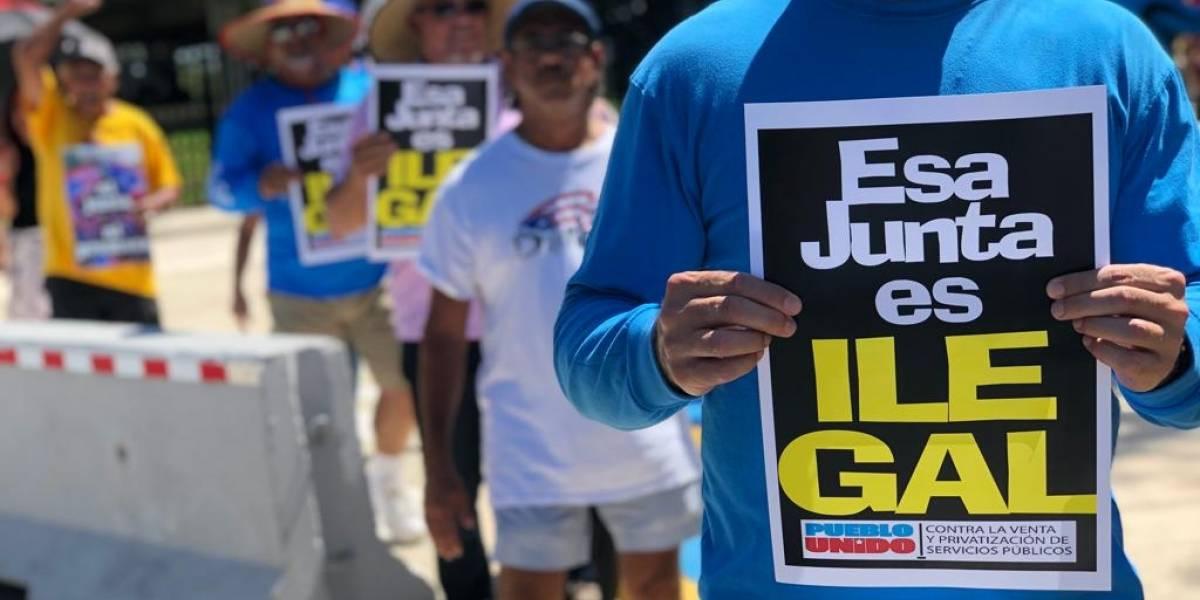Piden al Supremo federal que anule decisiones de la Junta