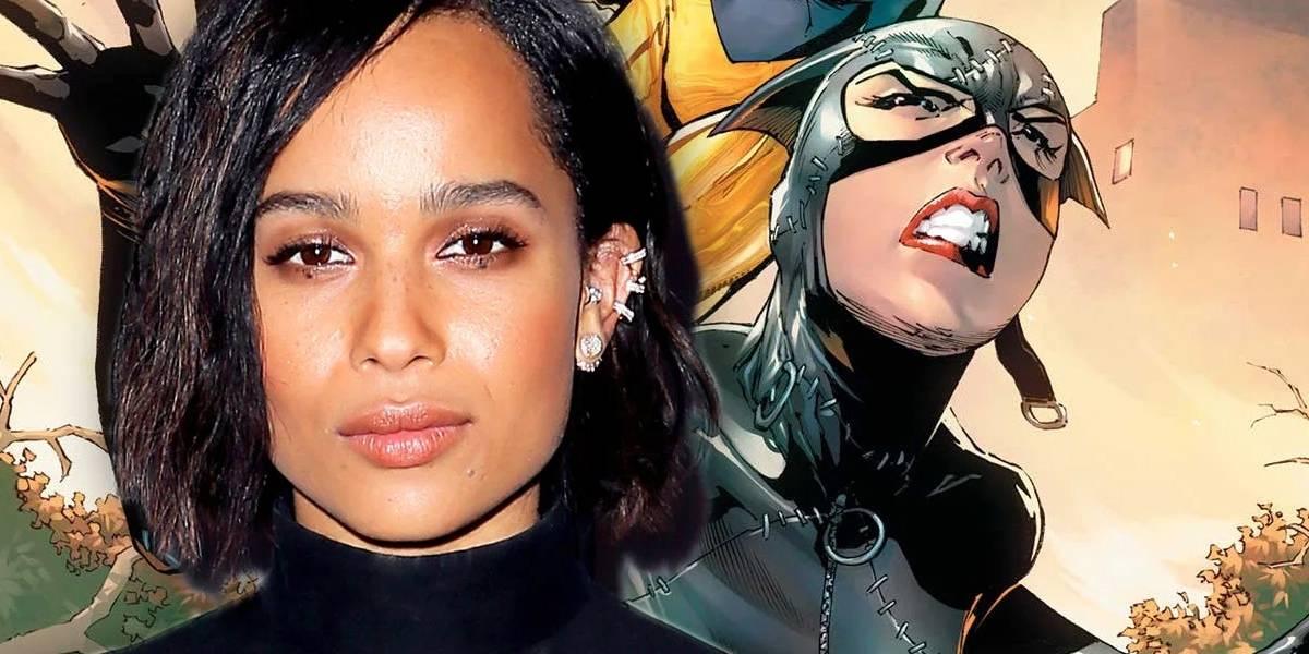 Zoe Kravitz es anunciada como la nueva Catwoman e internet explota