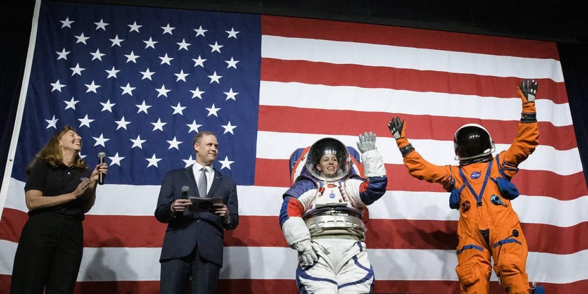 NASA apresenta novos trajes espaciais para ir à Lua e Marte