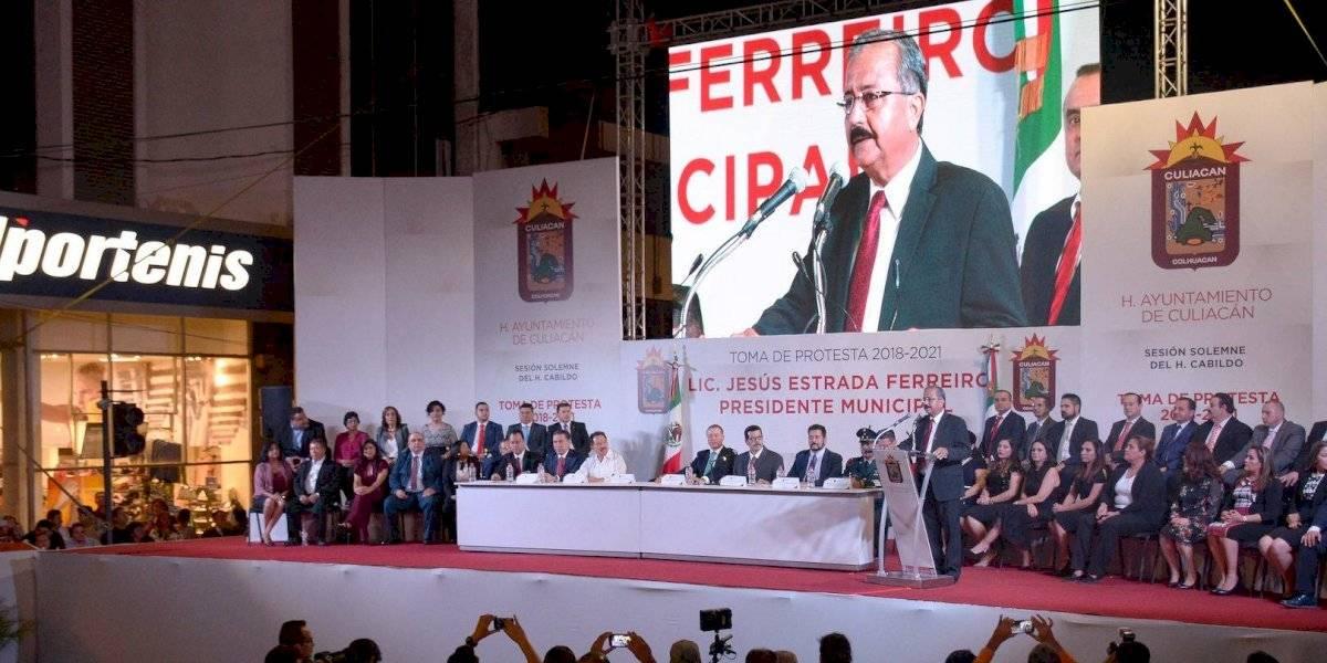'Yo no las violé': alcalde de Culiacán se deslinda por aumento de violencia