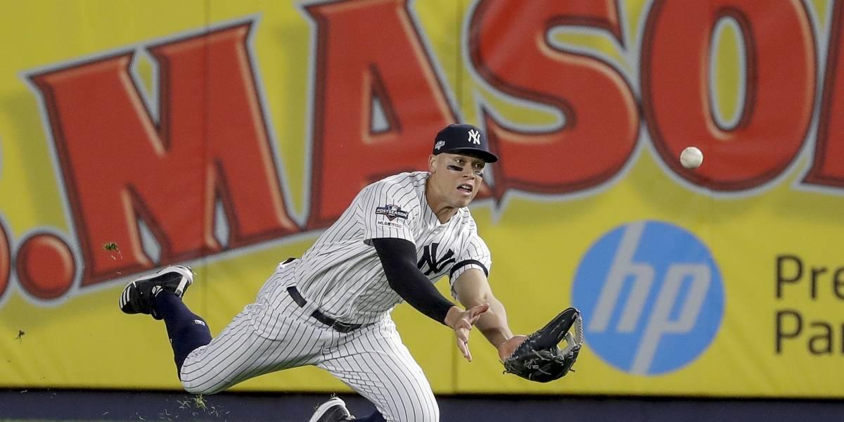 Posponen cuarto juego entre Yankees y Astros por lluvia