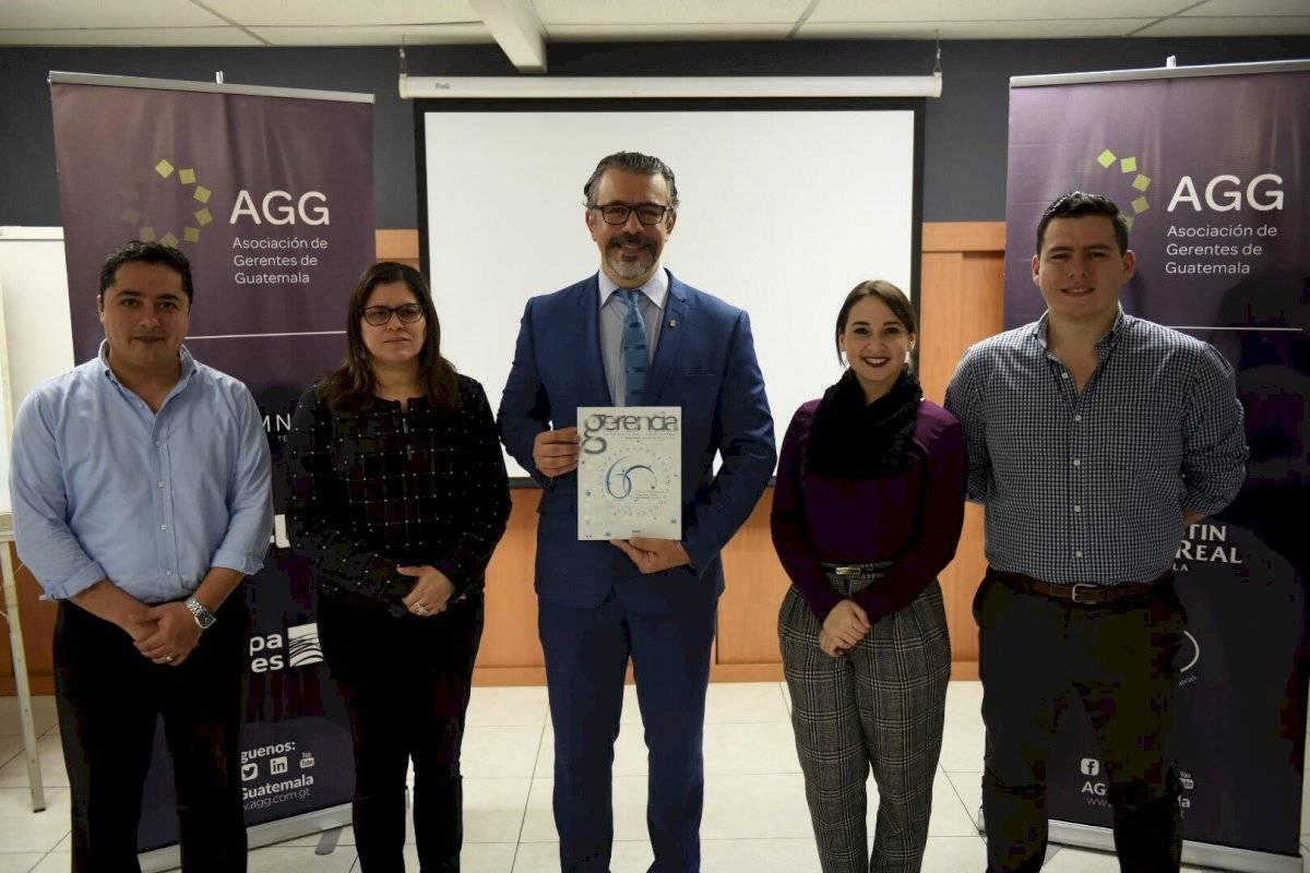 AGG, gerentes