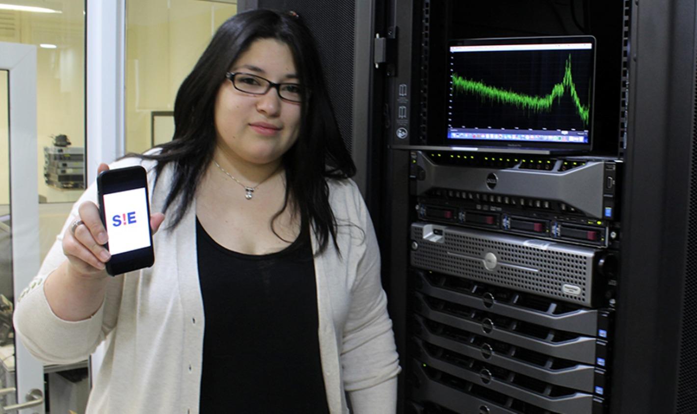 """Bárbarita Lara: """"En el mundo científico las mujeres nos tenemos que ultra validar y eso lo encuentro estúpido"""""""