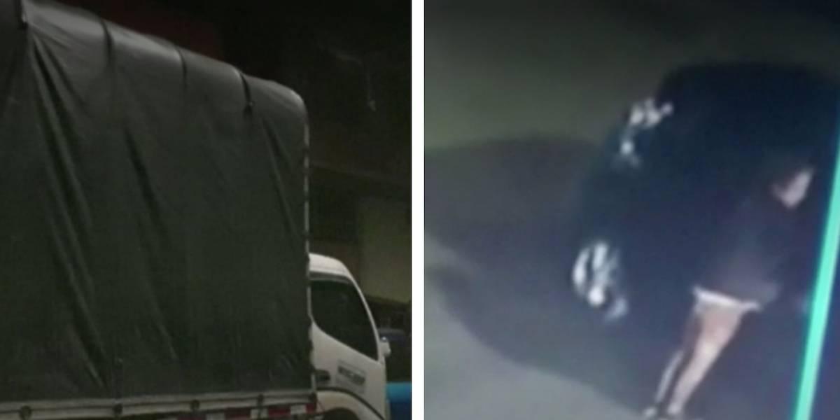 Mujer fue arrollada, cuando llegó la ambulancia la atracaron a ella y a los paramédicos