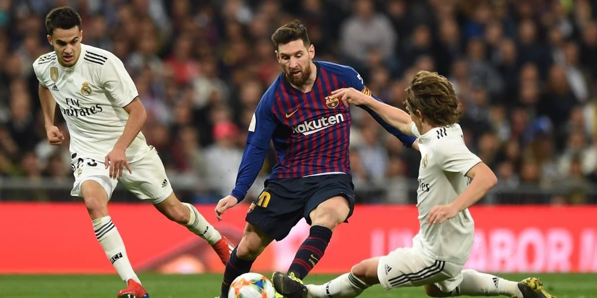 Argentina levanta la mano para recibir Clásico español