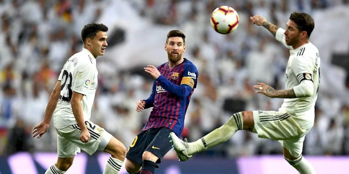 La Liga de España solicita cambiar sede para el Barcelona vs. Real Madrid