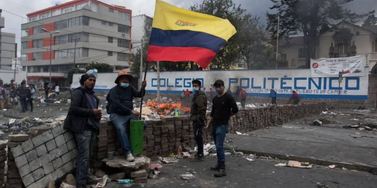 Grupo de Puebla denuncia vulneración y persecución de líderes políticos en Ecuador