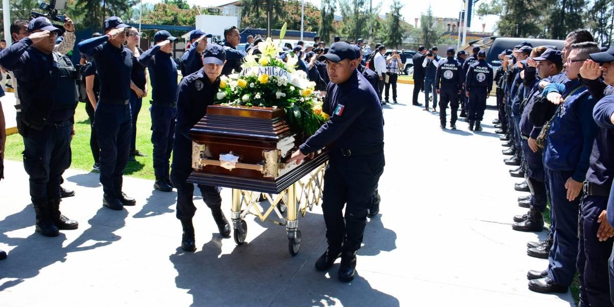 Revelan que policías de Aguililla habían sido amenazados