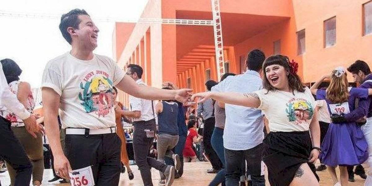 Jive Out México, el primer festival en el país de bailarines para bailarines