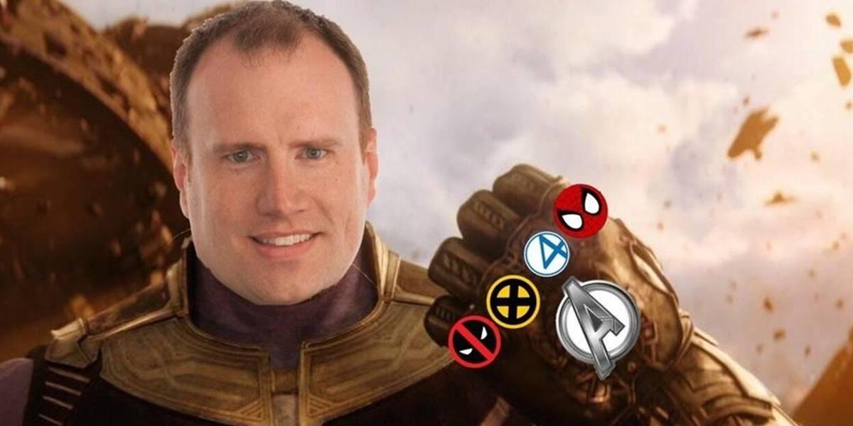Rey del mundo: Kevin Feige es ahora el director creativo de TODO Marvel