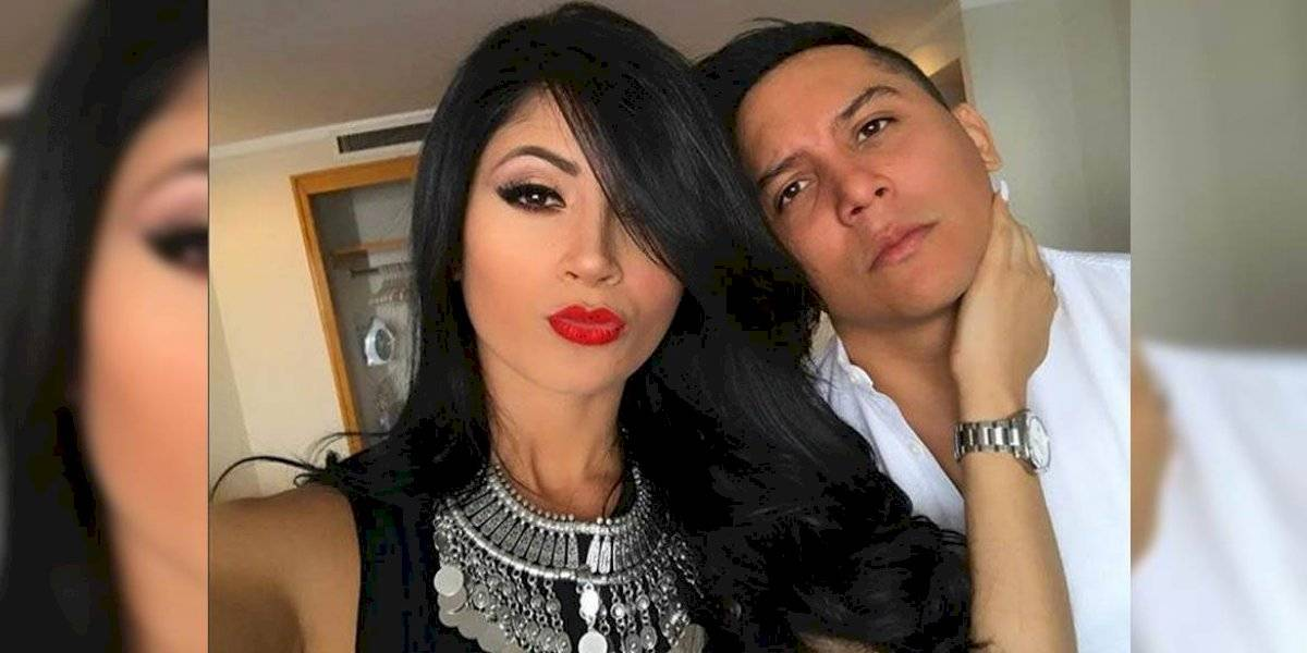 Critican a Kim Flores por presumir tremendo escote y sus senos generan polémica