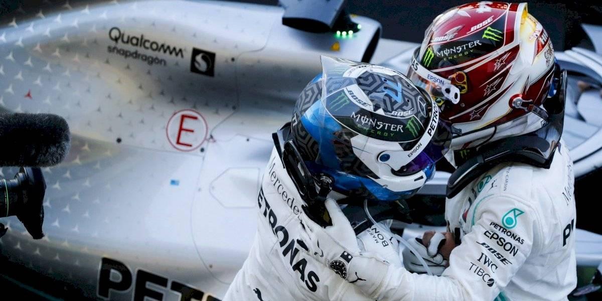 Mercedes-AMG Petronas Motorsport, ¡sexto título en el Gran Premio de Japón 2019!