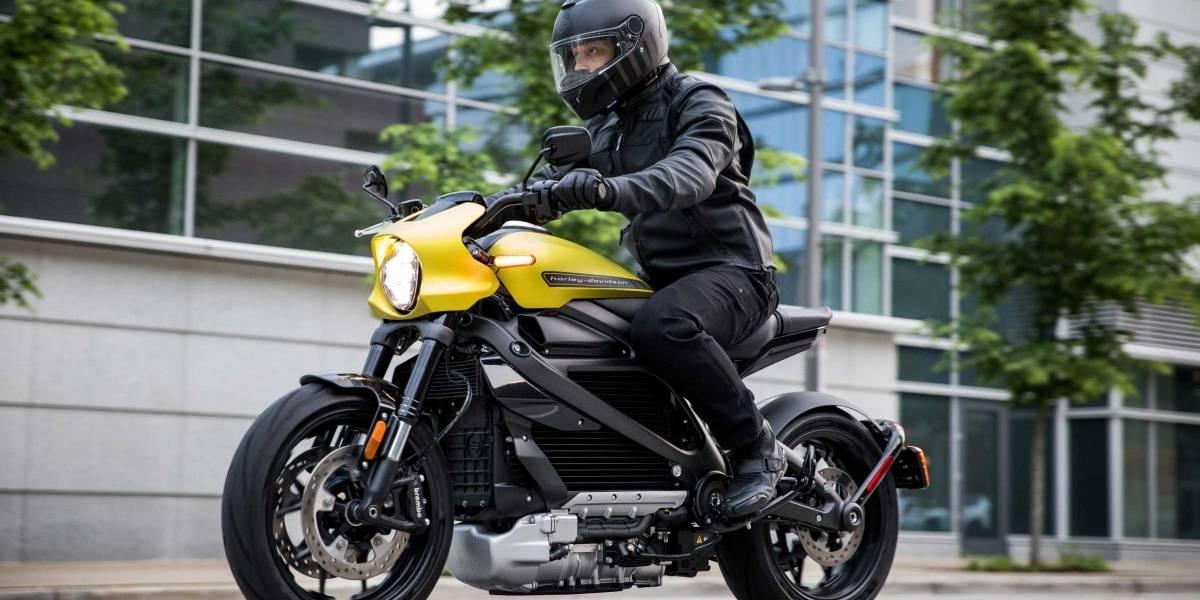 Compañía Harley Davidson detiene fabricación de moto eléctrica por problemas con la batería