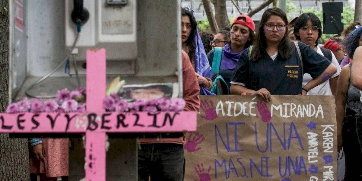 Se disparan feminicidios en la CDMX; aumenta 233%