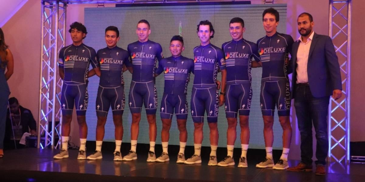 Ópticas Deluxe presenta equipo de lujo para la Vuelta a Guatemala