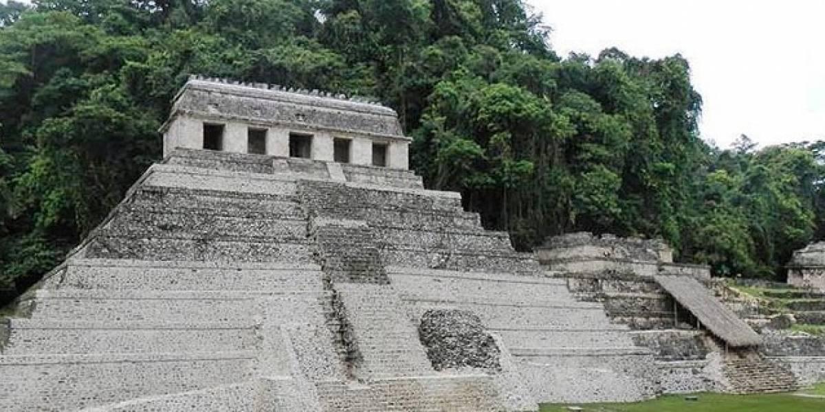 VIDEO. Museo Británico y Google reconstruyen escalera maya con tecnología 3D