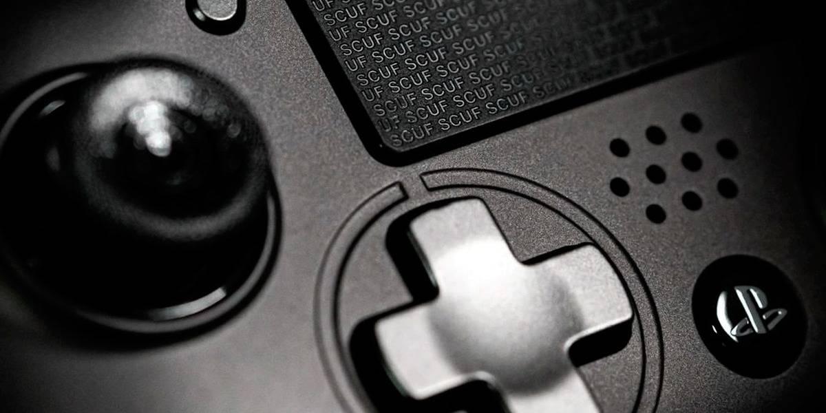 ¿Es este el mando de la PlayStation 5?