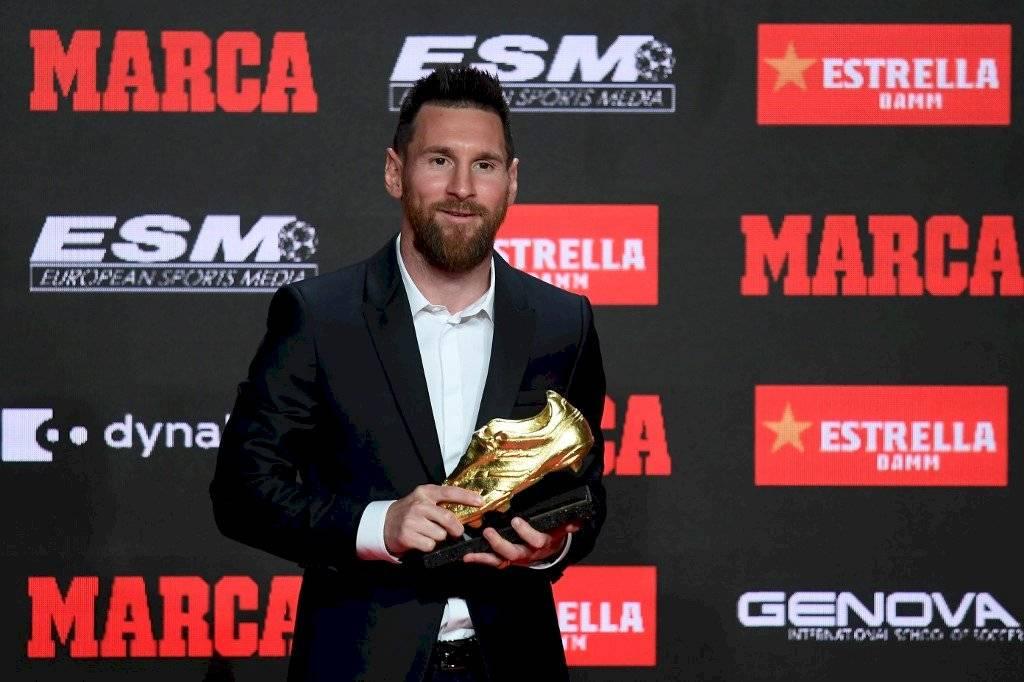 Antonela enamora selfie bota de ora Messi