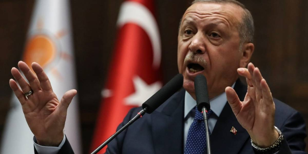 Turquía descarta negociar con fuerzas kurdas