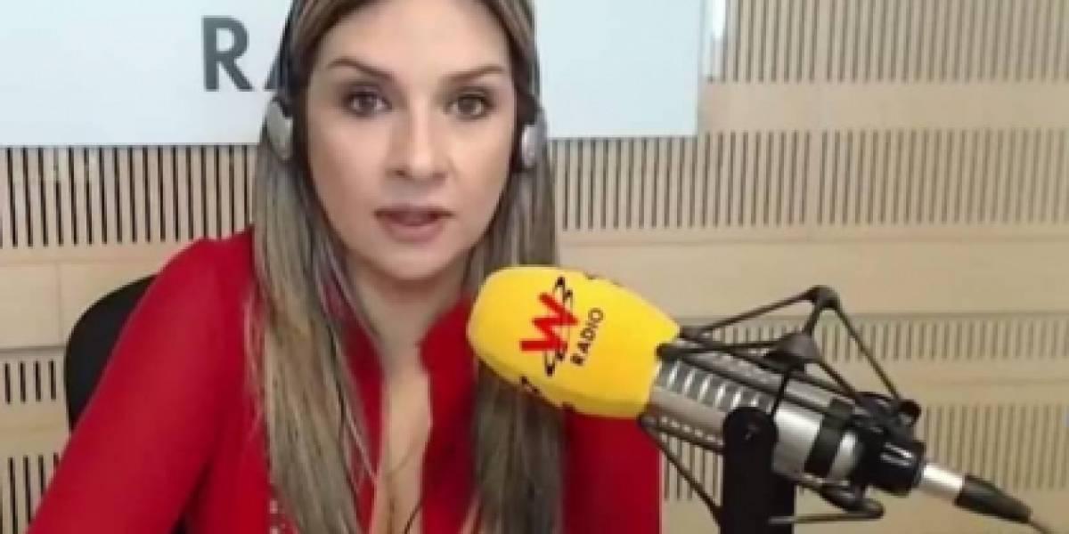 La polémica columna de Vicky Dávila asegurando que quieren un golpe de Estado