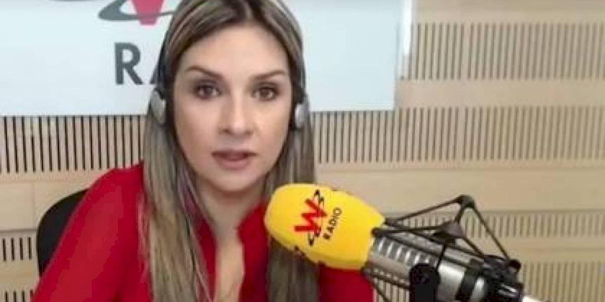 Reviven video de cuando Vicky Dávila y Jorge Alfredo Vargas cantaron villancicos en RCN