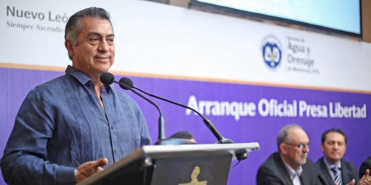 Arranca en Nuevo León formalmente la Presa Libertad